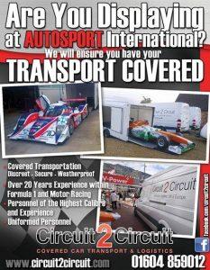 Autosport Advert