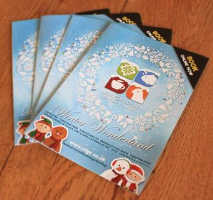 Christmas – Leaflets