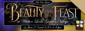 Event Graphics – Beauty and the Feast