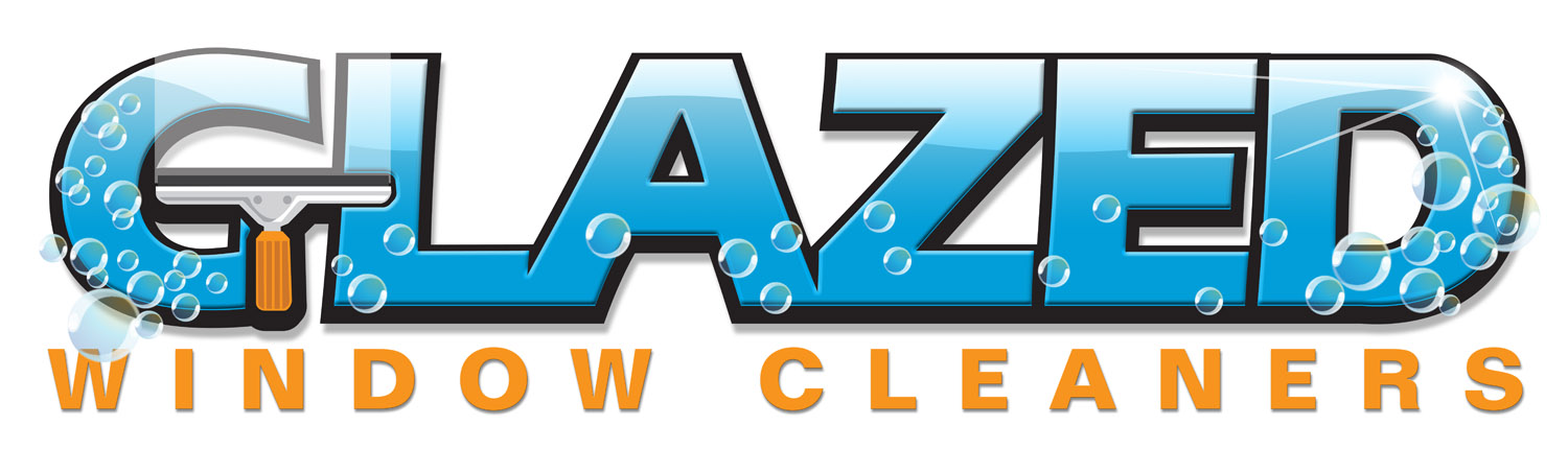 Glazed Window Cleaners Logo