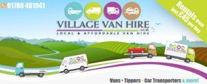 Illustration Panel – Village Van Hire