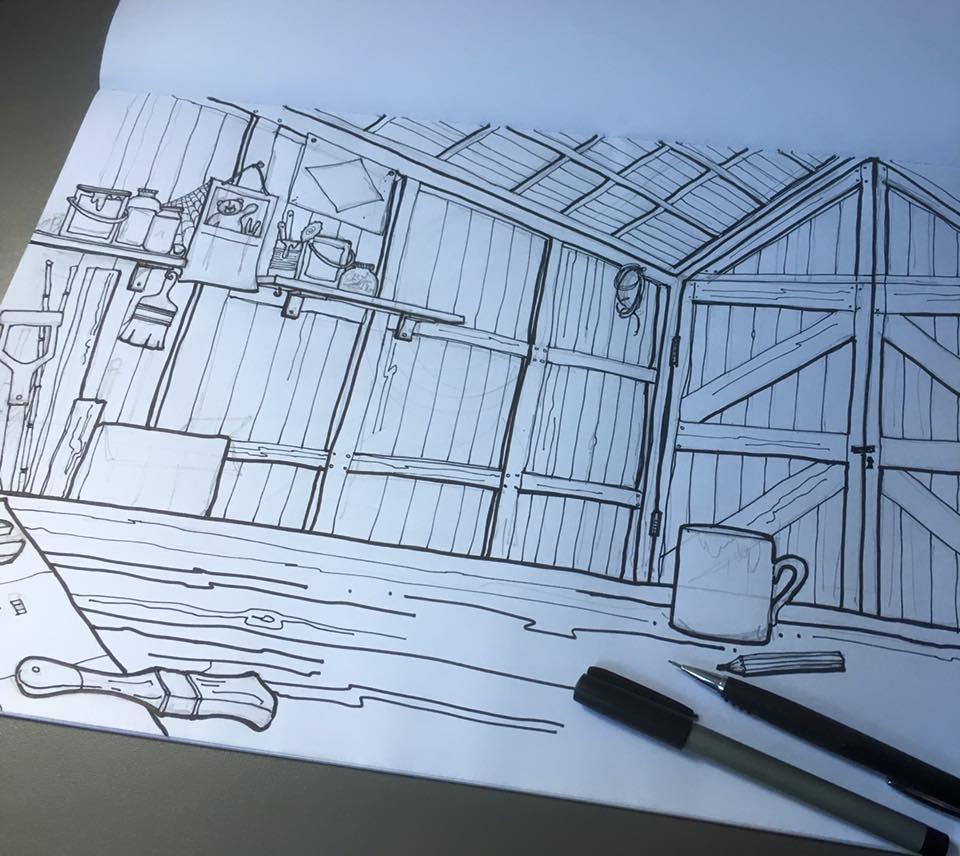 illustrator daventry