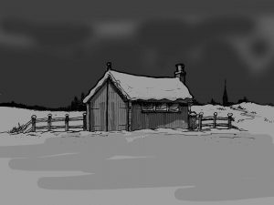 Illustrator – Background/set v2