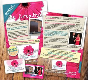 Leaflets, Cards and Promotions