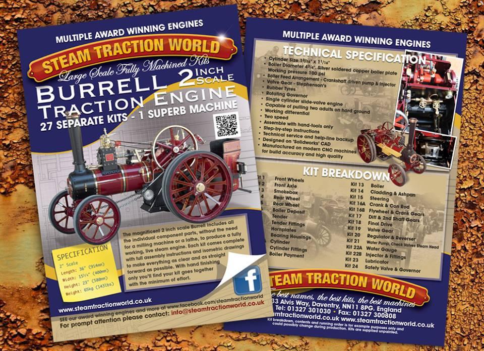 leaflet design Cawston | Nick Price Creatives Web Design
