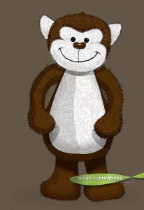 Illustration – Monkey