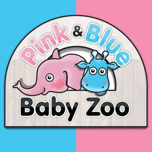 Logo Design – Pink and Blue