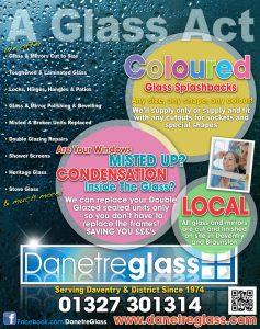 Danetre Glass – Advert