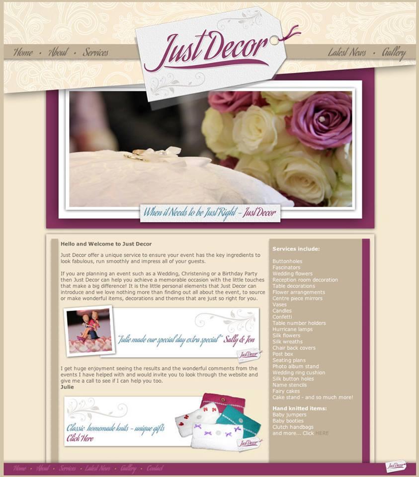 website design long buckby