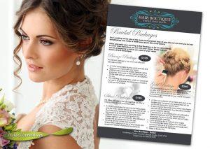 Wedding Leaflet