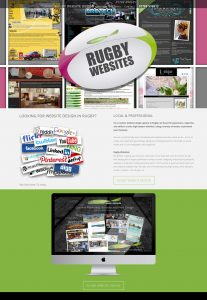 Rugby Web Design 3