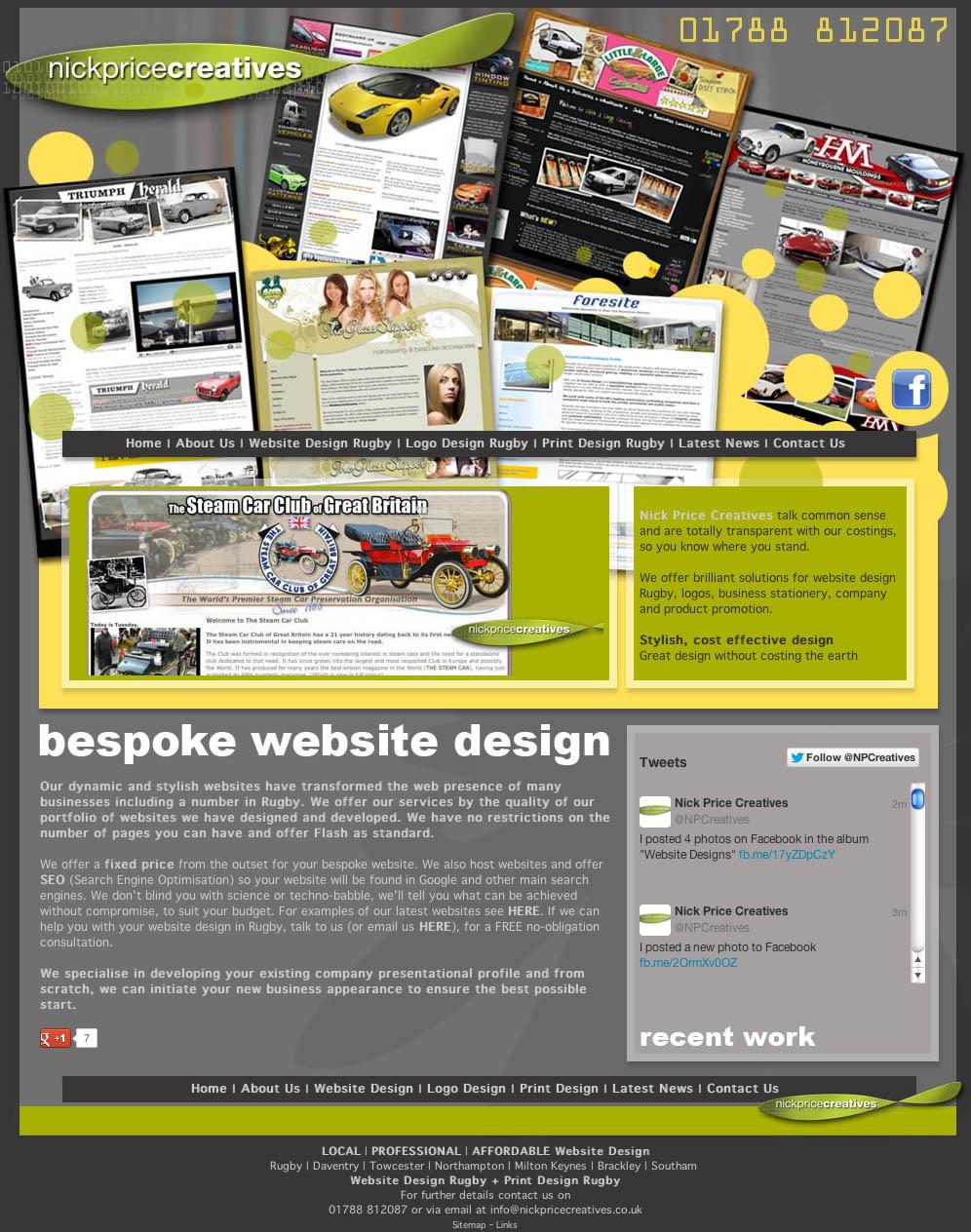 Web Design Rugby
