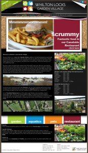 Website Design Rugby – Garden Centre