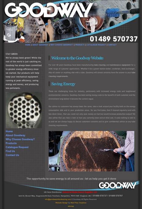 bilton website design