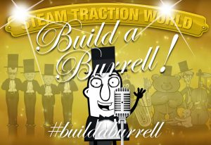 Build a Burrell #BuildaBurrell