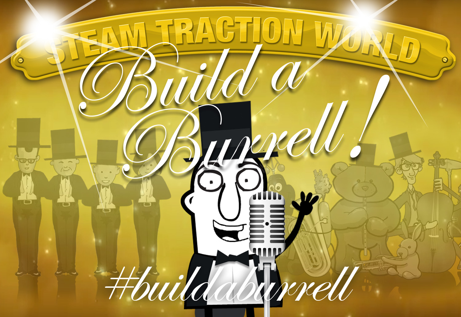 #buildaburrell