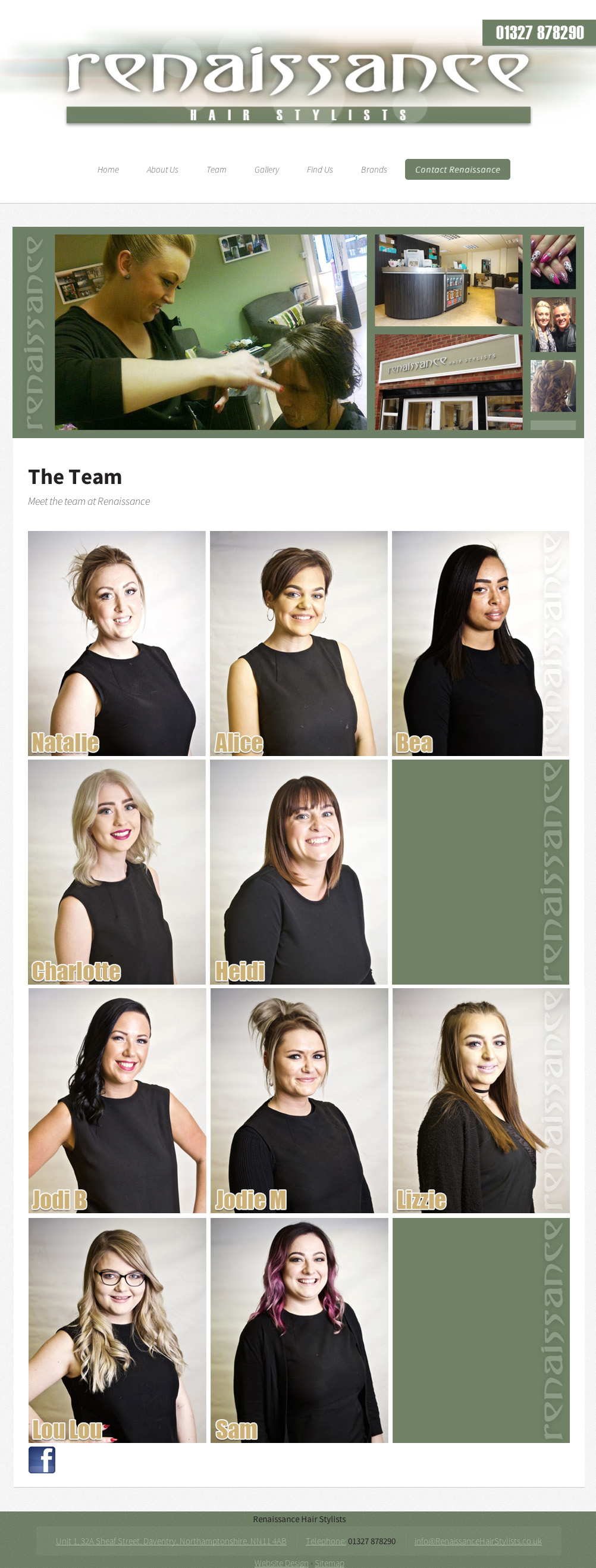daventry hairdressers