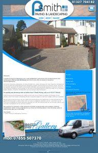 Website Design – Daventry