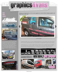Vehicle Graphics Daventry
