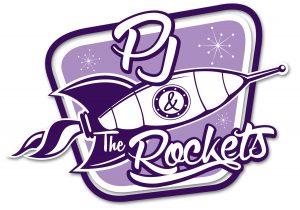 Logo Design – PJ & the Rockets