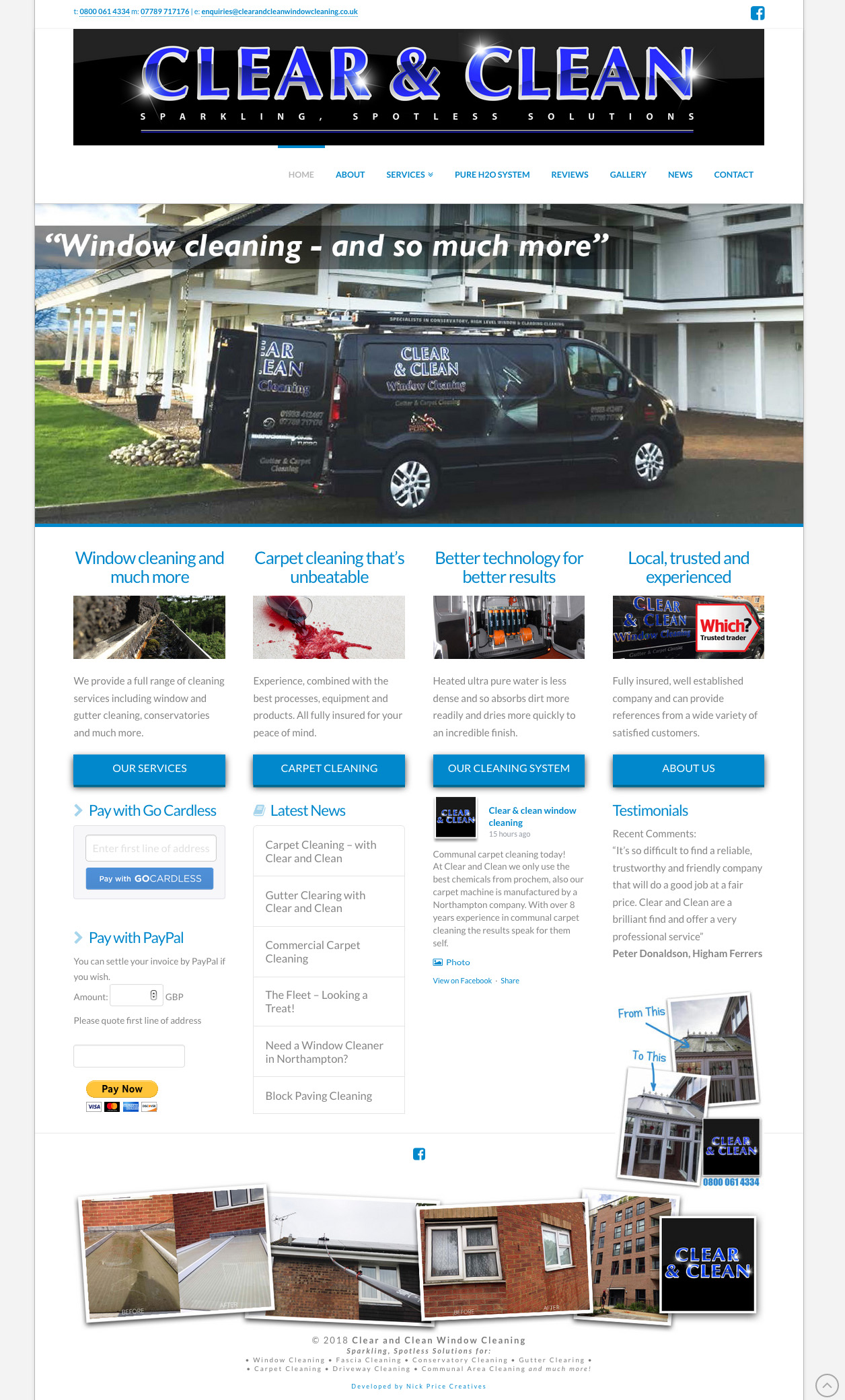 website design rushden