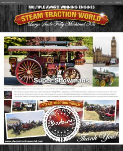 Ten Years of Steam Traction World
