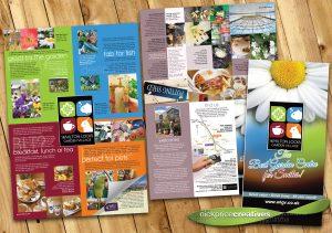 Leaflets Printed