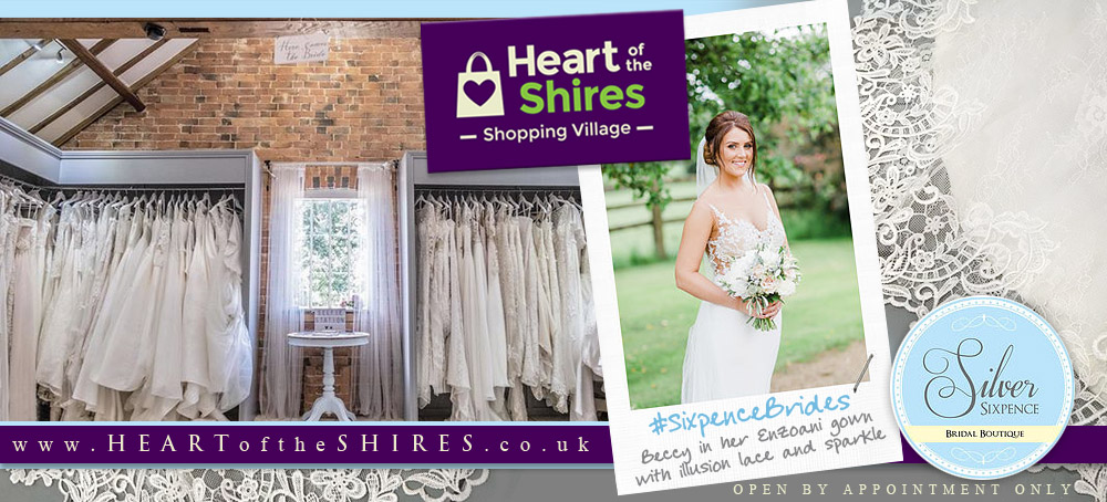 bridal shop weedon