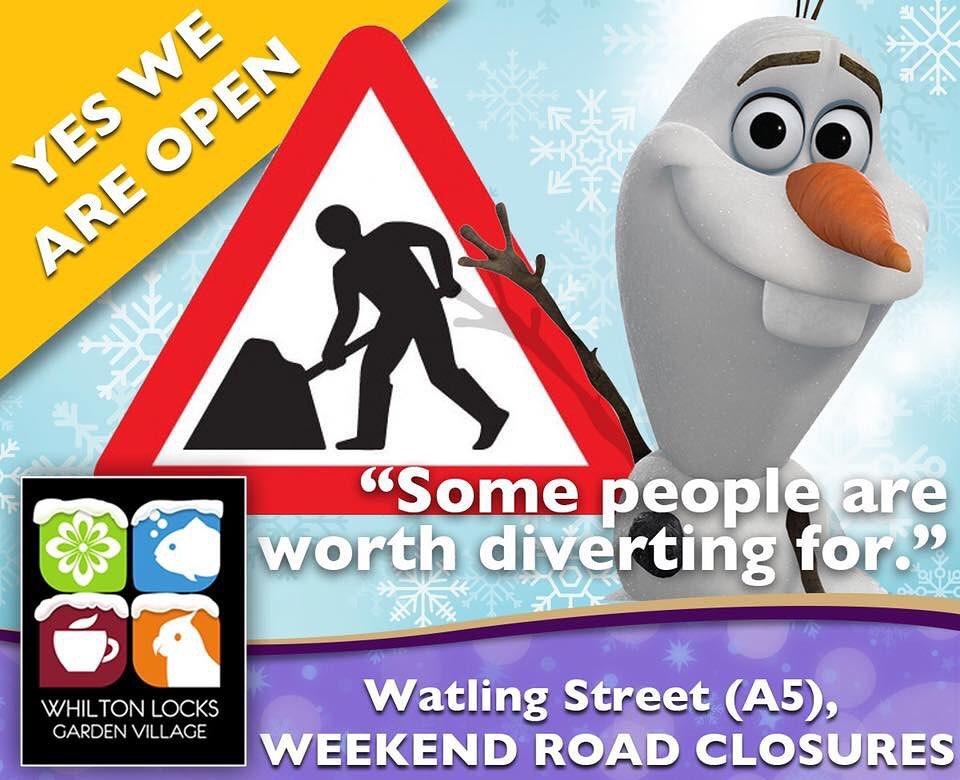 A5 Roadworks