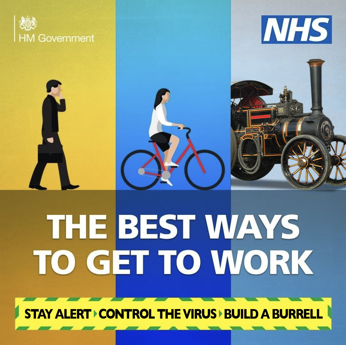 The best ways to get to work