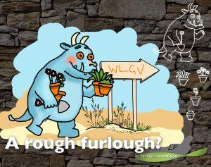 A Rough Furlough?