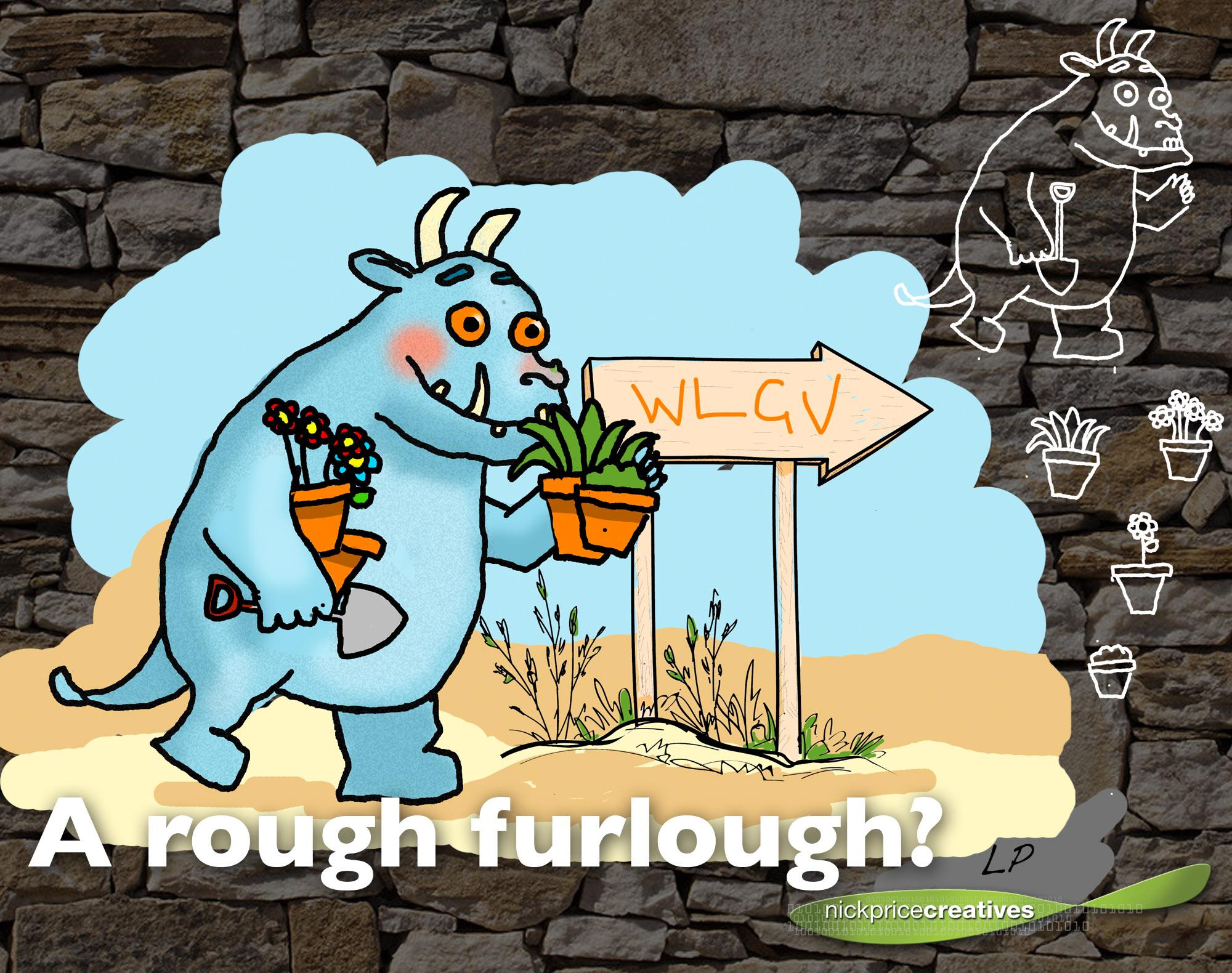 rough furlough