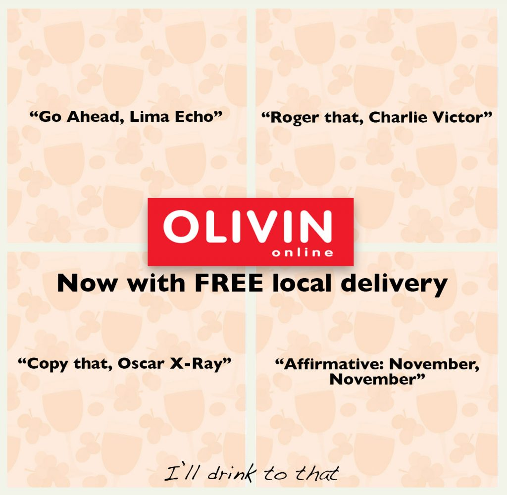 free delivery graphic