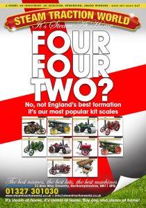 Four, Four, Two?