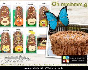Aldi Cuthbert Cake