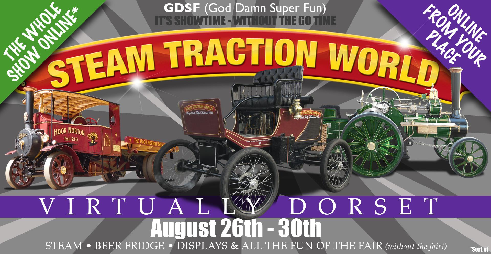 Virtual Dorset Steam Fair